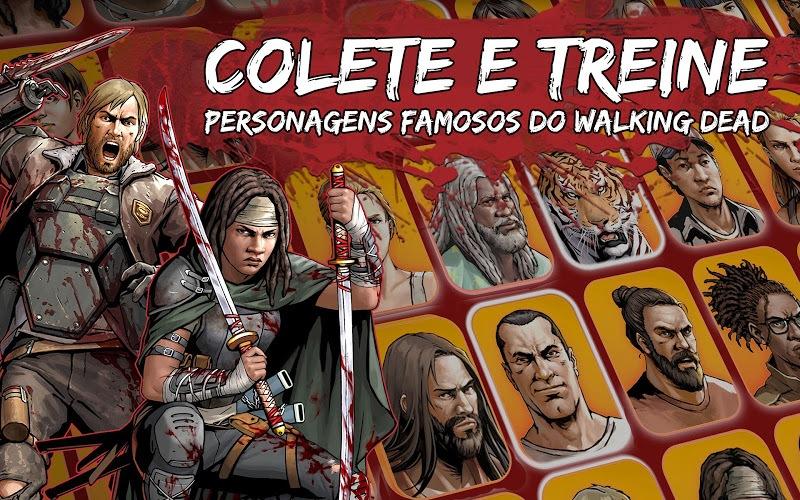 Jogue The Walking Dead: Jornada de Sobrevivência para PC 16