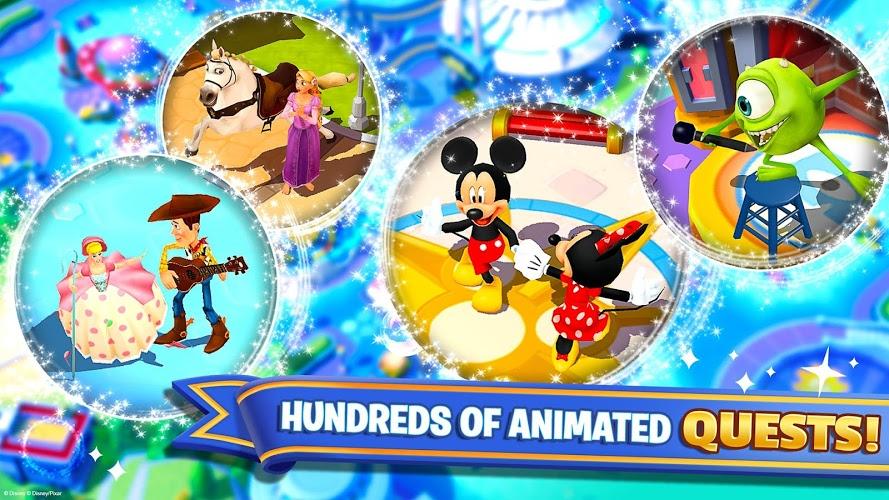 Download Disney Magic Kingdoms on PC with BlueStacks