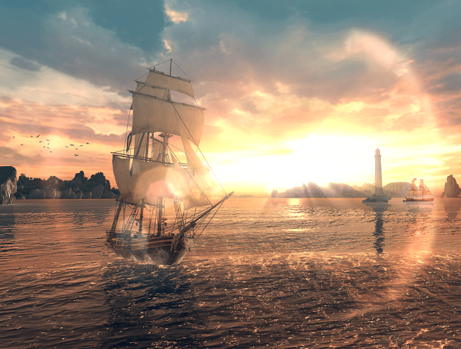 Играй Assassin's Creed Pirates on pc 9