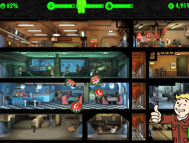 Jouez à  Fallout Shelter sur PC 15