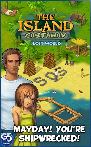 Play Island Castaway: Lost World on PC 2