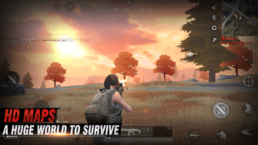 Play Survival Royale on PC 5