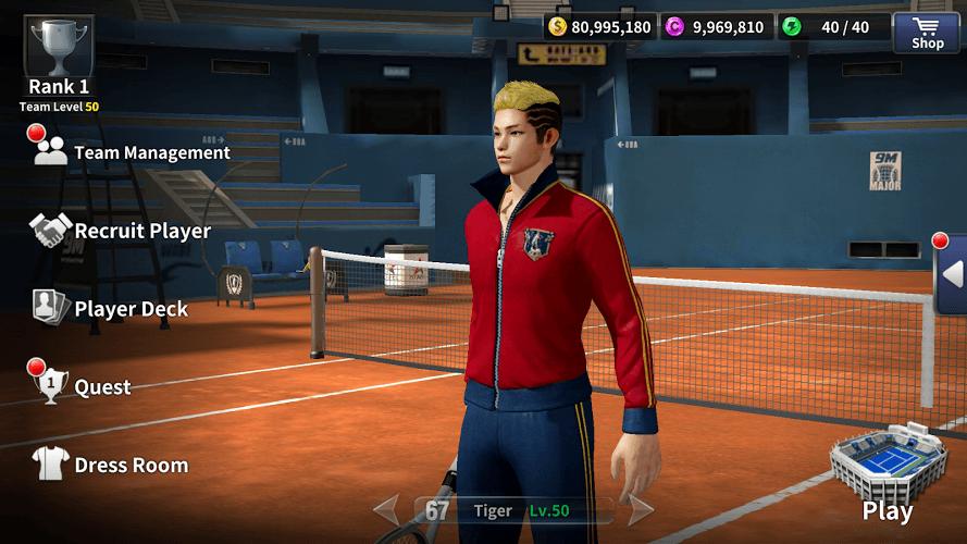 즐겨보세요 얼티밋 테니스 on PC 3