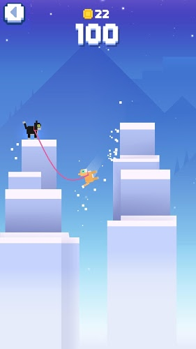 Play Icy Ropes on PC 5