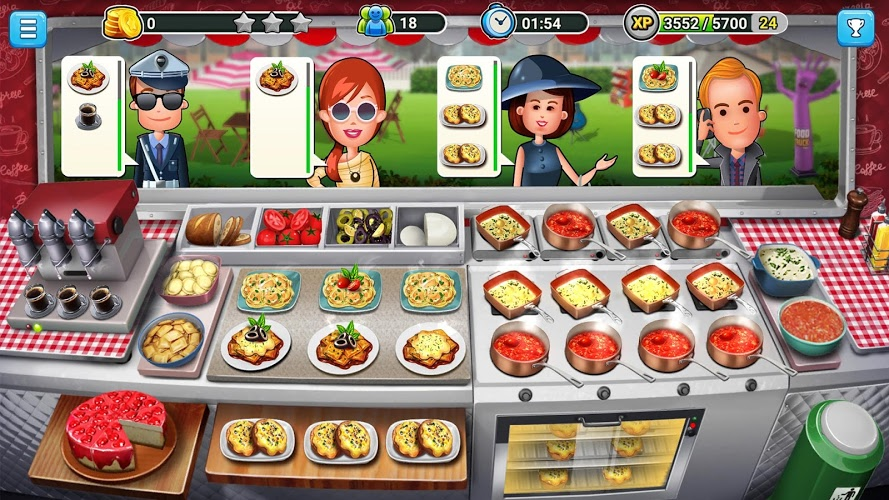 Play Food Truck Chef™: Cooking Game on PC 12