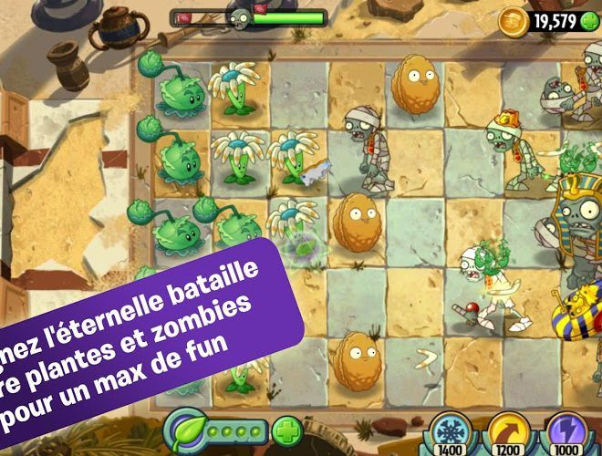 Jouez à  Plants vs Zombies 2 sur PC 14