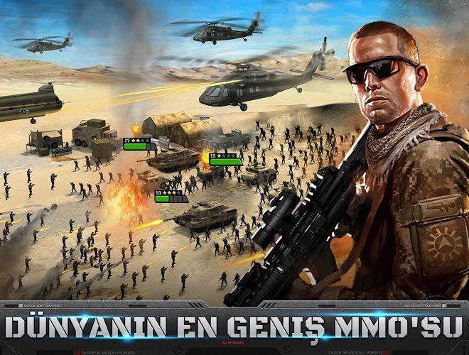 Mobile Strike Epic War İndirin ve PC'de Oynayın 13