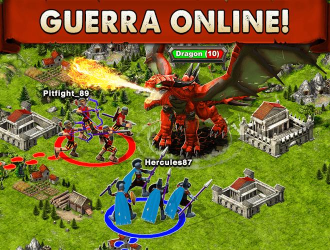 Jogue Game of War para PC 4