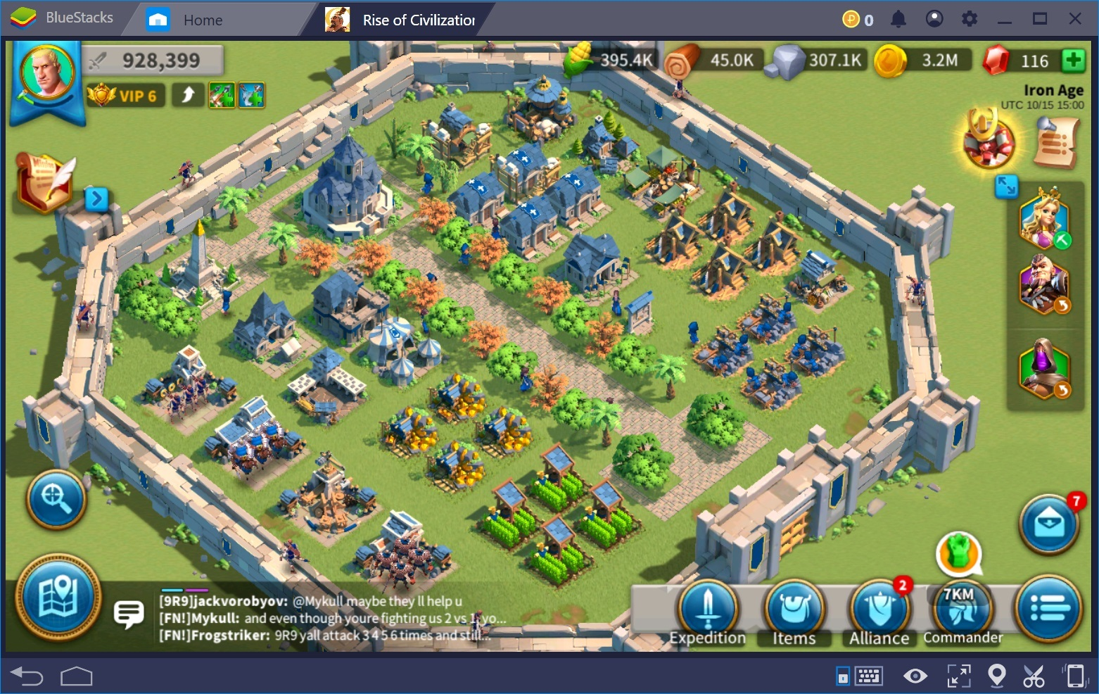 Rise of Kingdoms City Building Guide: Create Your Own Urban Paradise