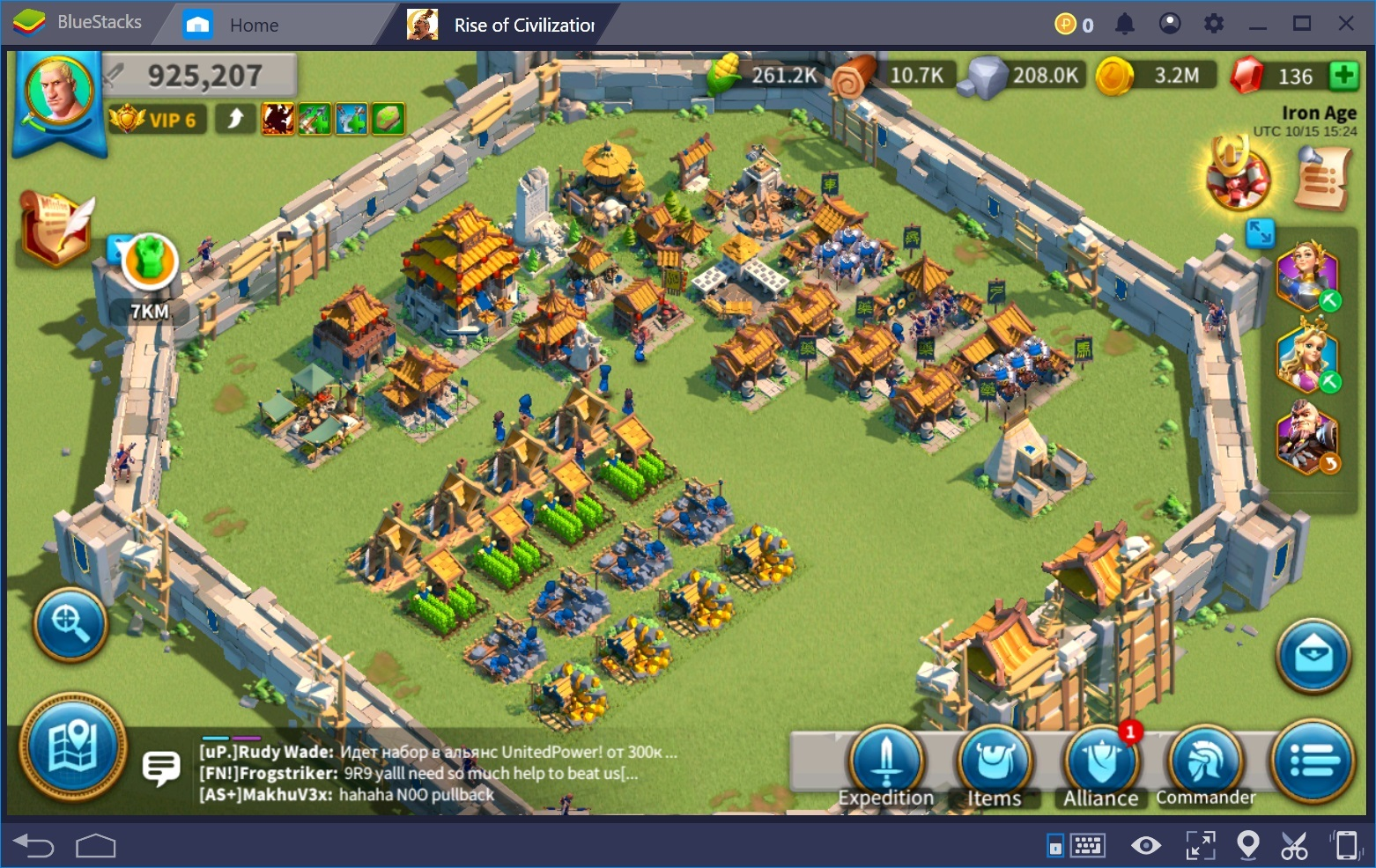 Rise of Kingdoms City Building Guide: Create Your Own Urban