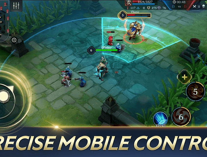 Play Garena AOV – Arena of Valor on PC 11