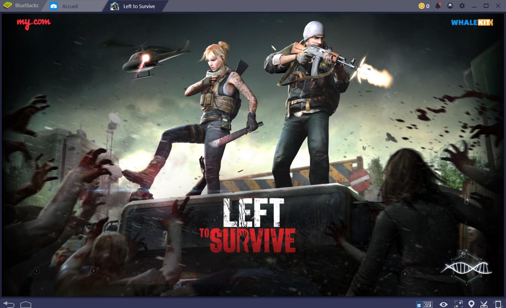 Left to survive : le guide ultime de toutes les armes