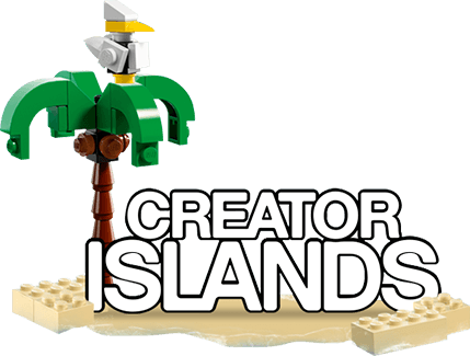 เล่น LEGO® Creator Islands on PC