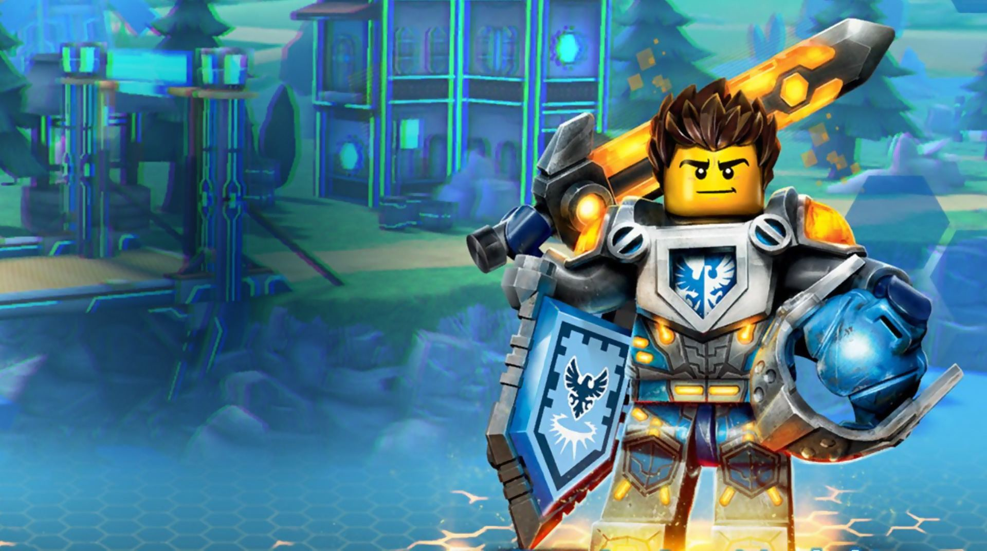 Lego рыцари нексо торрент мультфильм   cristinaamerman.