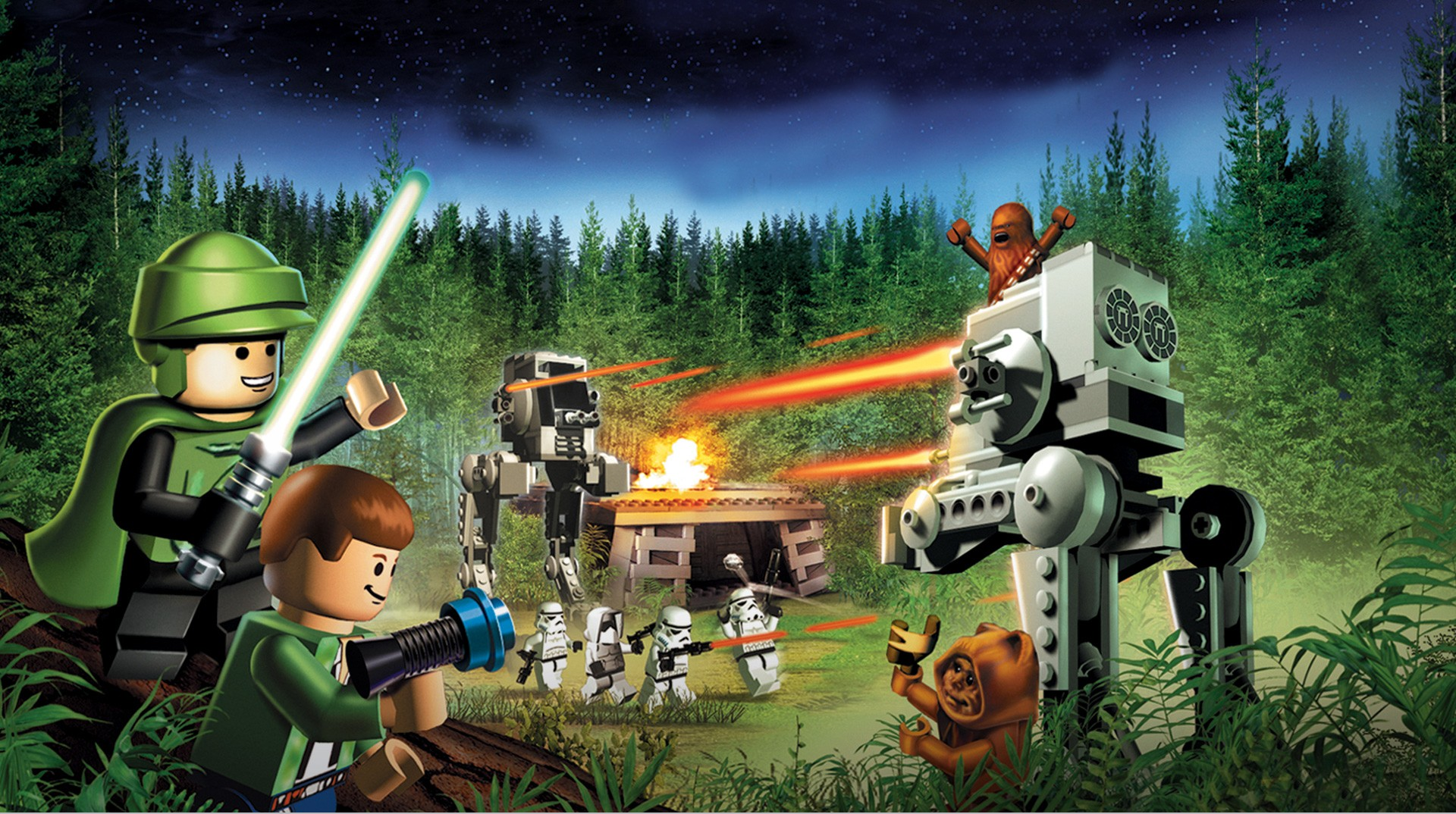 Download LEGO® Star Wars™: The Complete Saga on PC with