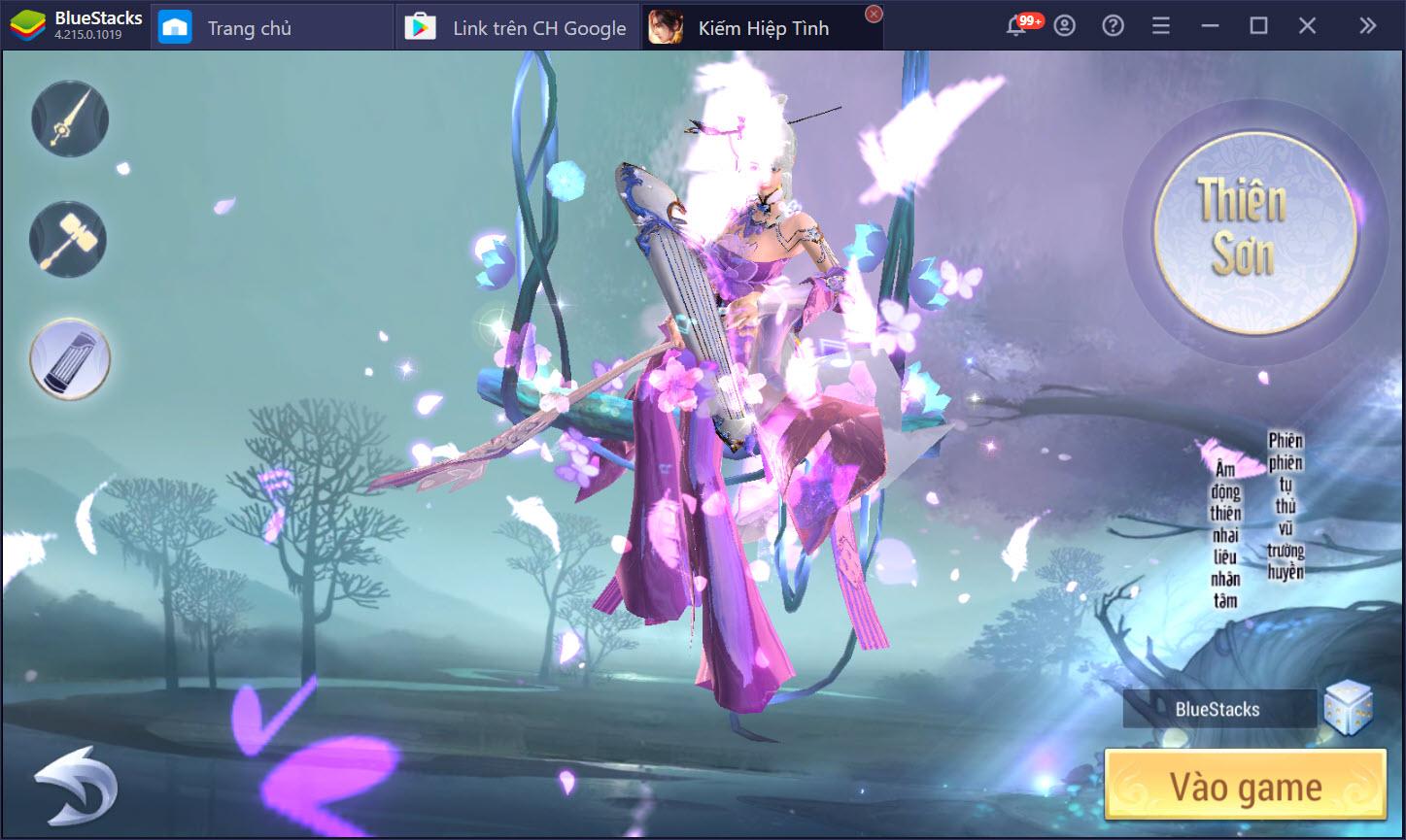 Trải nghiệm Kiếm Hiệp Tình 3D – Võ Lâm Mộng Cảnh trên PC với BlueStacks