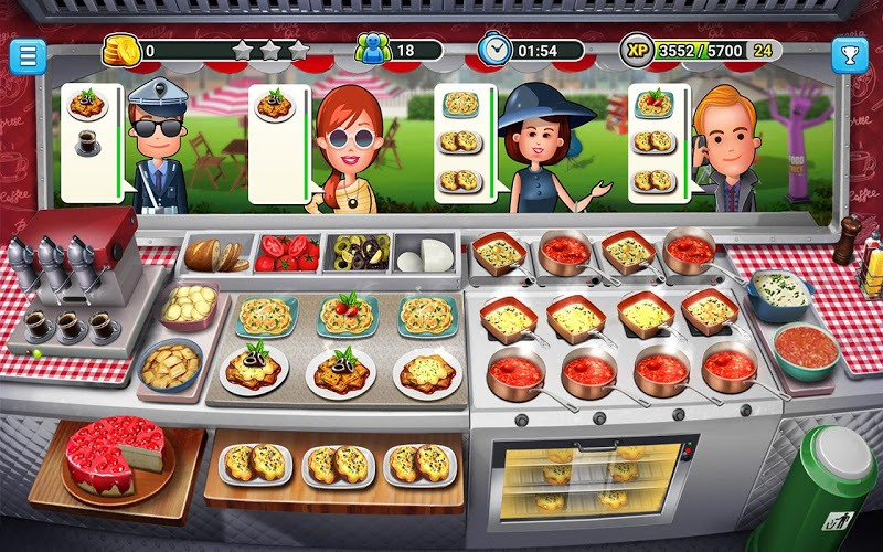 Play Food Truck Chef™: Cooking Game on PC 19