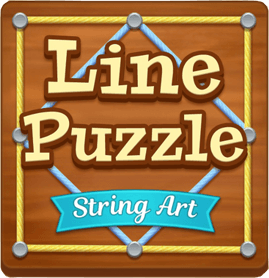 Play Line Puzzle: String Art on PC