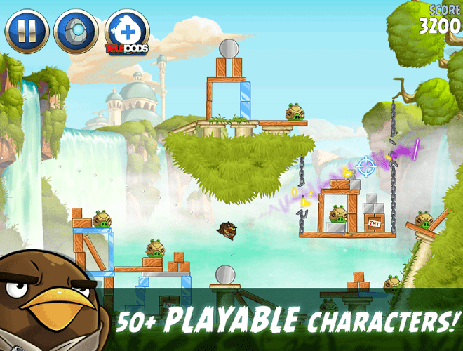 Play Angry Birds Star Wars II Free on PC 16