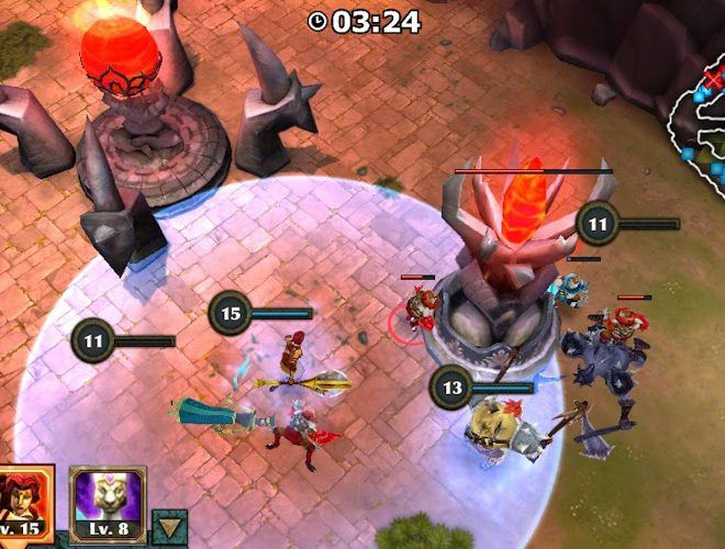 Играй Legendary Heroes На ПК 10