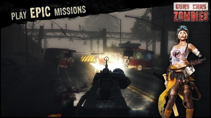 Играй Guns, Cars, Zombies На ПК 10