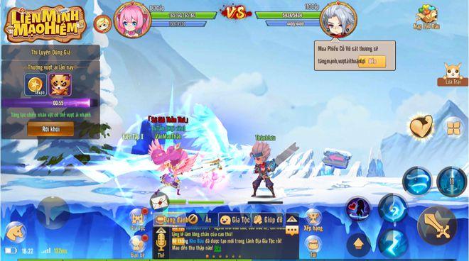 Liên Minh Mạo Hiểm: Game MMORPG mobile mới với ngập tràn các tính năng