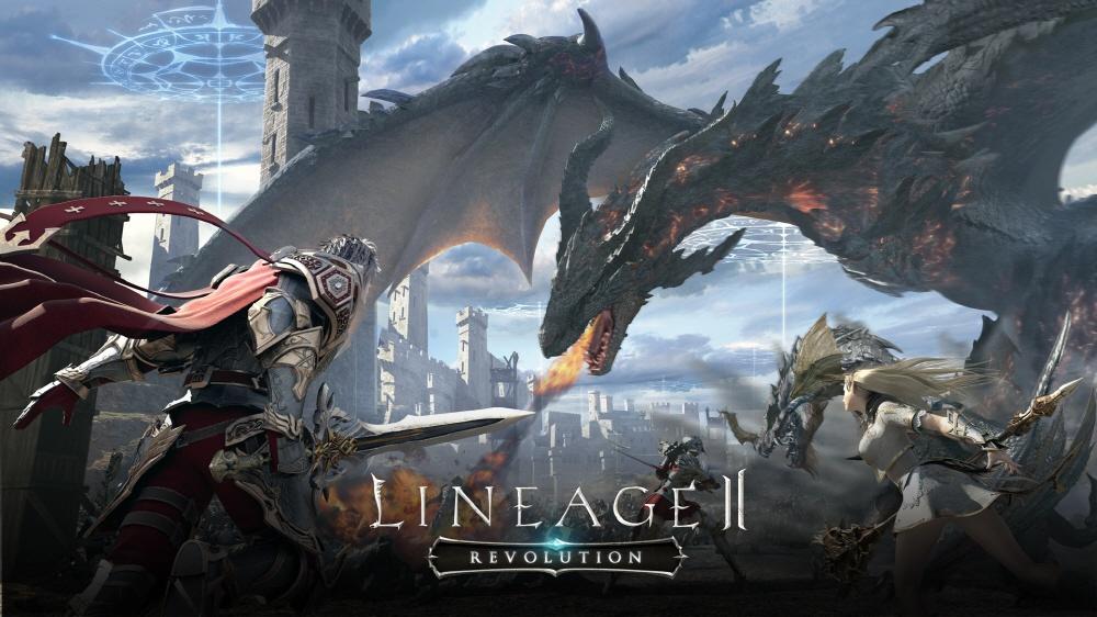 Lineage 2 Revolution: воины