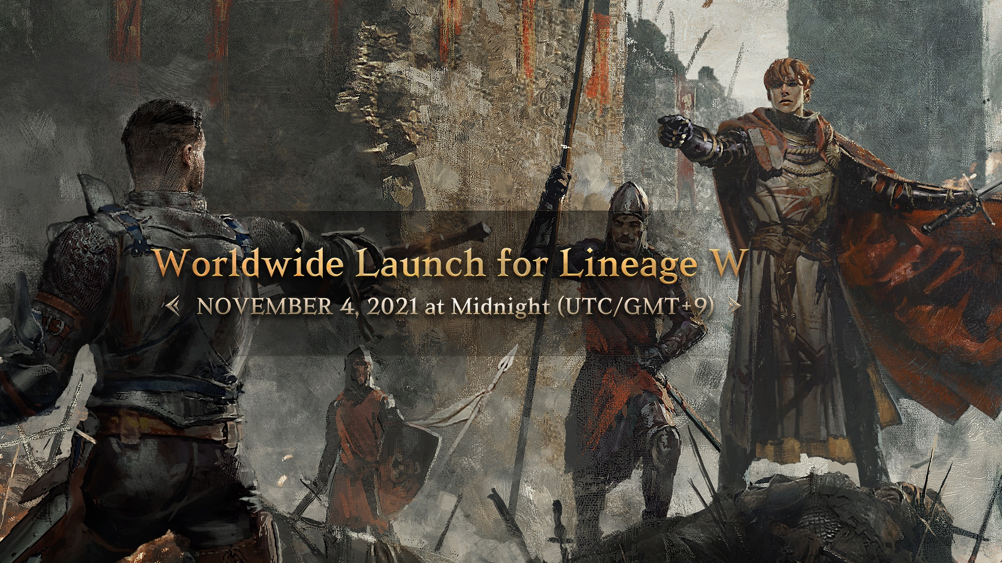 NCSOFT's Lineage W Soon To Globally Release On November 4