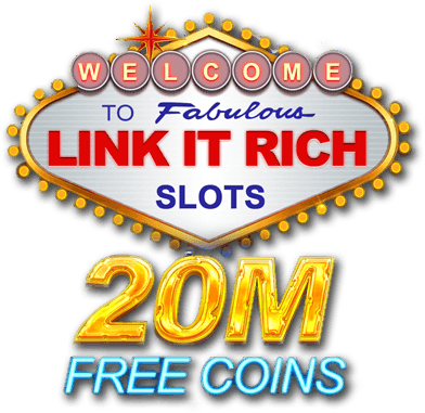 Play Link It Rich! Hot Vegas Casino Slots on PC