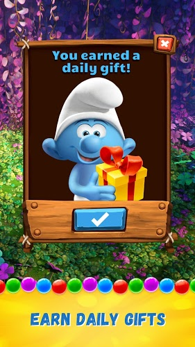 Play Smurfs Bubble Story on PC 7