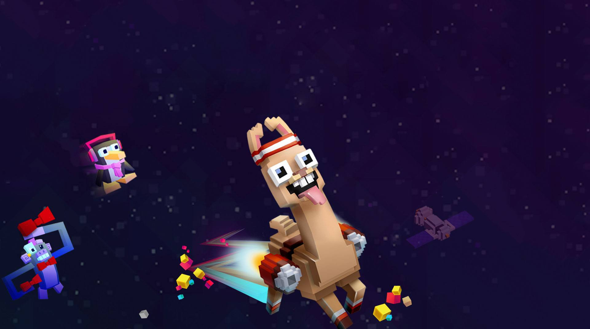 Download Llama Spit Spit on PC with BlueStacks