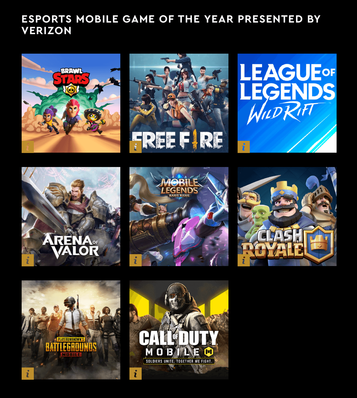 """LMHT: Tốc Chiến là ứng viên sáng giá giải """"Game mobile của năm"""" tại giải eSports Awards 2021"""