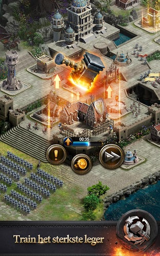 Speel Clash of Kings on PC 3