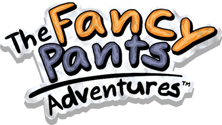 Играй Fancy Pants Adventures На ПК