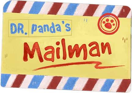 Play Dr. Panda Mailman on PC