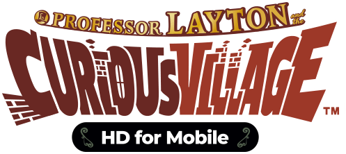Play Layton: Curious Village in HD on PC