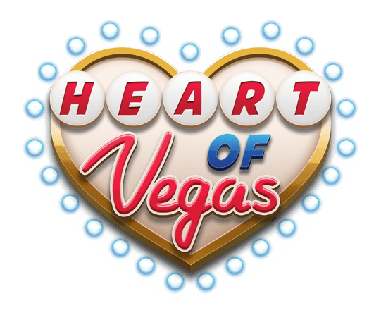 Jogue Heart of Vegas™ Slots para PC