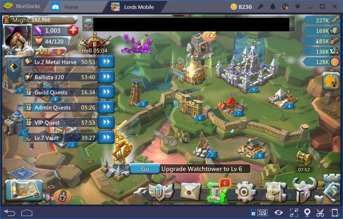 Hasil gambar untuk gambar game lords mobile Hasil gambar untuk gambar game coc game android terpopuler