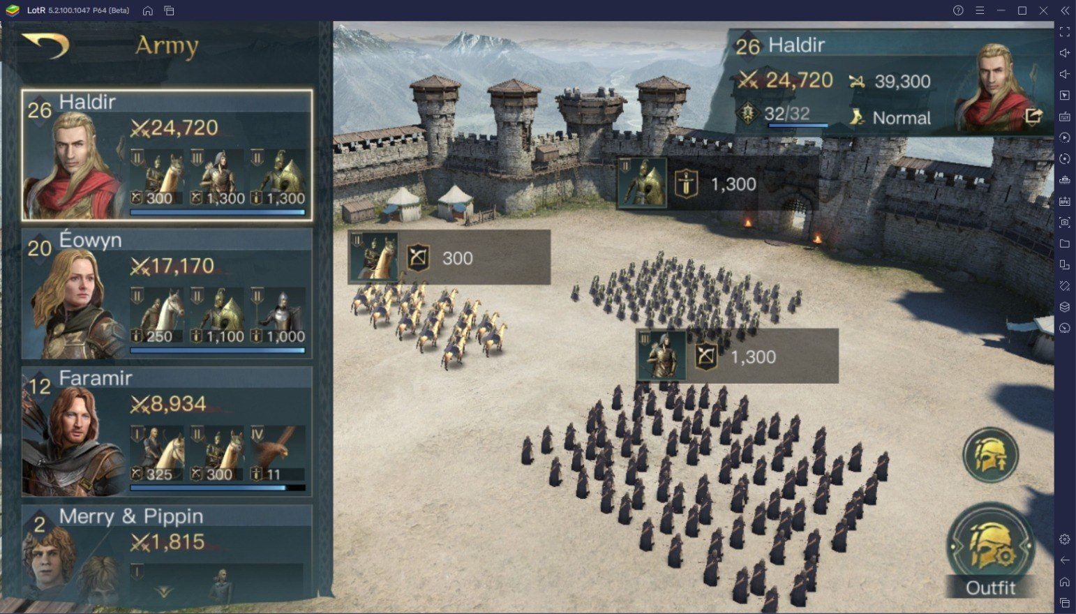 دليل BlueStacks للمبتدئين للعب لعبة The Lord of the Rings: War