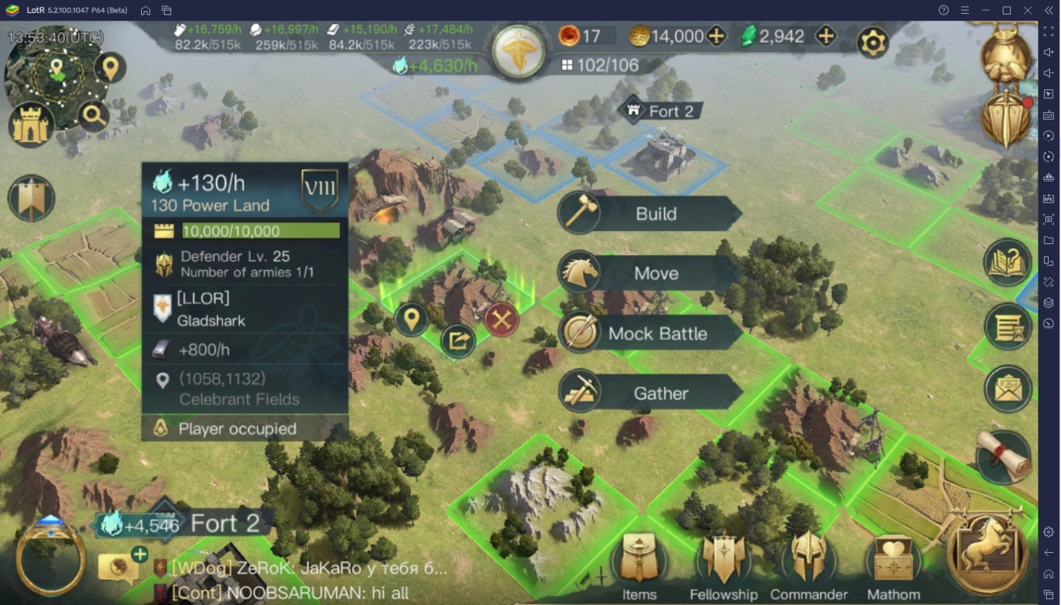 The Lord of the Rings: War – A Guide to Economy