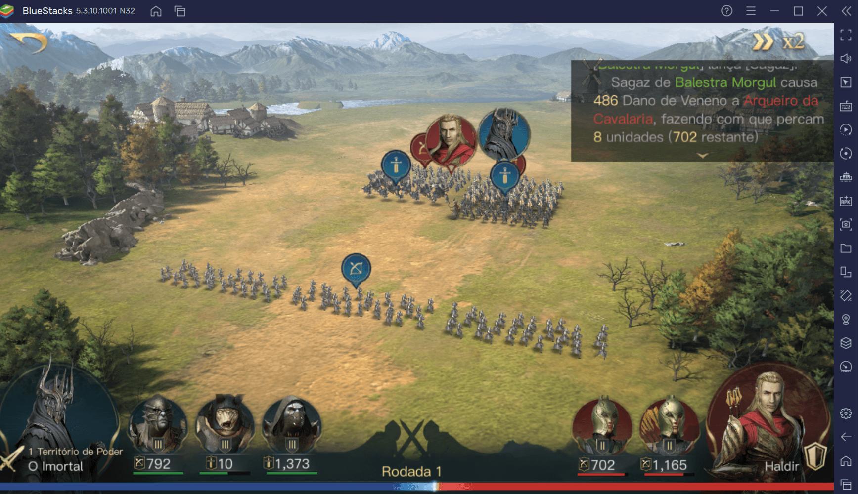 Tudo o que precisa saber sobre os comandantes de O Senhor dos Anéis: Guerra