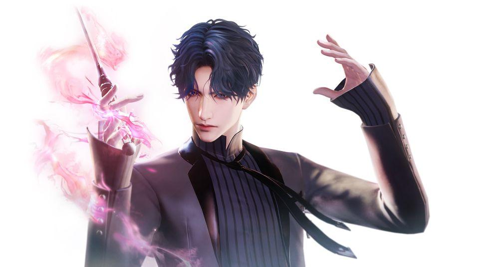 《戀與深空》使用3D技術來表現戀愛的動作RPG手遊新作!