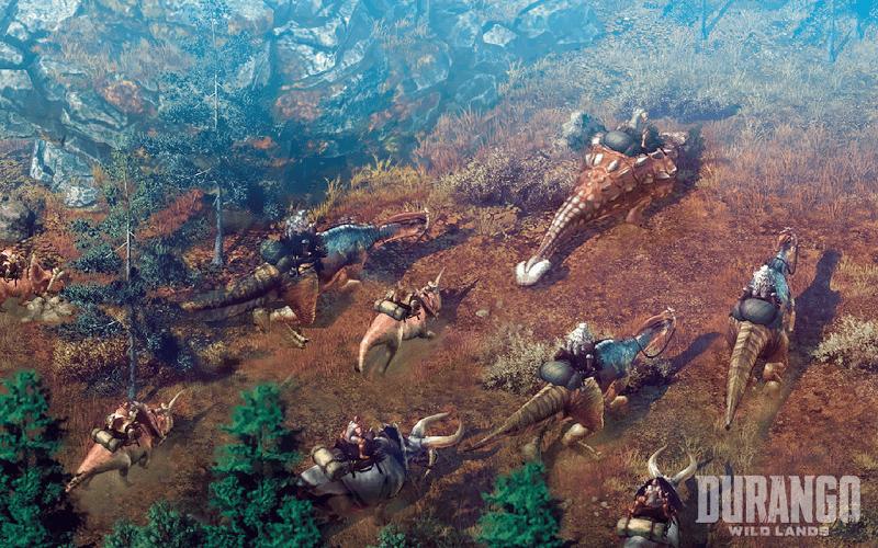 Играй Durango: Wild Lands На ПК 8