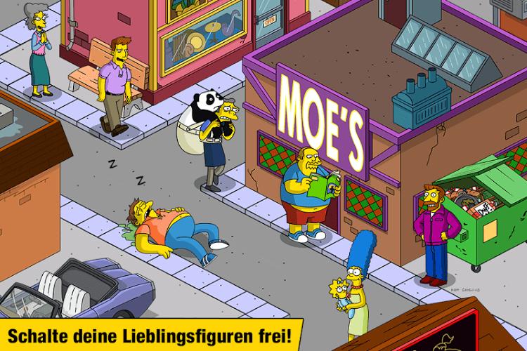 Spiele Die Simpsons™ Springfield für PC 9
