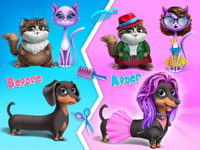 Play Farm Animals Makeover – Cute Virtual Pet Salon on PC 14