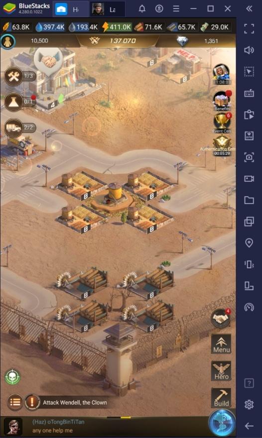 BlueStacks' Beginner's Guide to Playing Last Shelter: Survival
