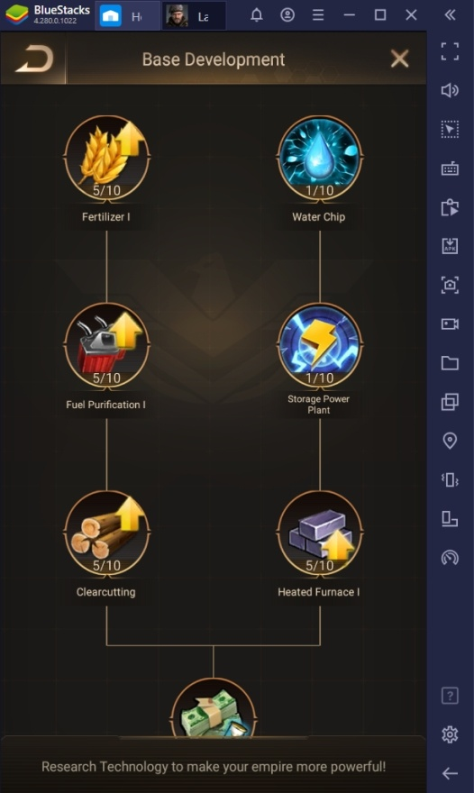 BlueStacks' Guide to Economic Growth in Last Shelter: Survival