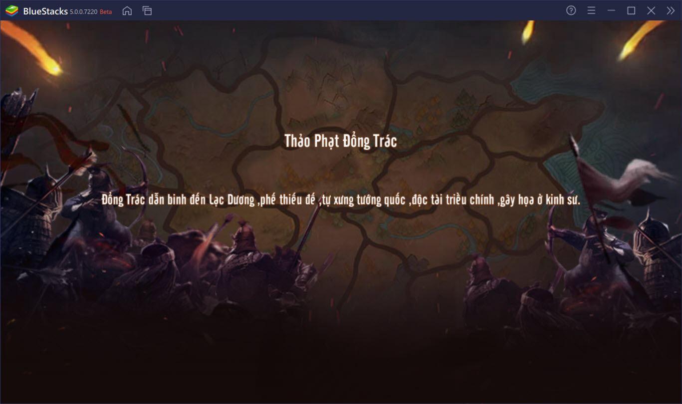 Trải nghiệm Long Tướng 3Q trên PC cùng BlueStacks