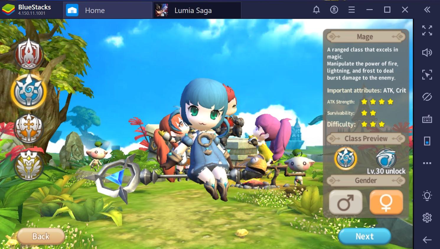 Lumia Saga: dicas e truques para evoluir no game