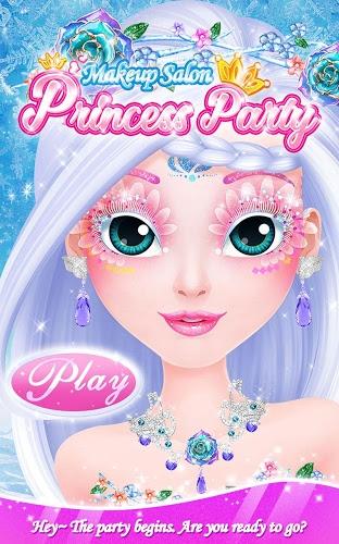 Chơi Makeup Salon: Princess Party on PC 7